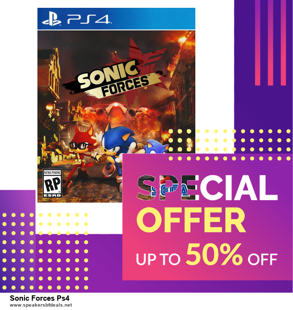 9 Best Sonic Forces Ps4 Black Friday 2020 and Cyber Monday Deals Sales