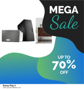 Top 5 After Christmas Deals Sonos Play 3 Deals 2020 Buy Now