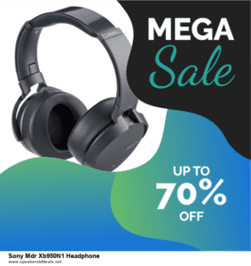 Top 5 After Christmas Deals Sony Mdr Xb950N1 Headphone Deals [Grab Now]