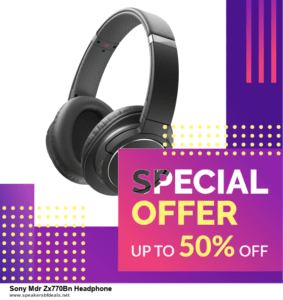 10 Best Sony Mdr Zx770Bn Headphone After Christmas Deals Discount Coupons