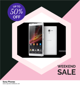 List of 10 Best Black Friday and Cyber Monday Sony Phones Deals 2020