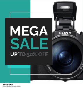 10 Best Black Friday 2020 and Cyber Monday  Sony Rx Iv Deals | 40% OFF