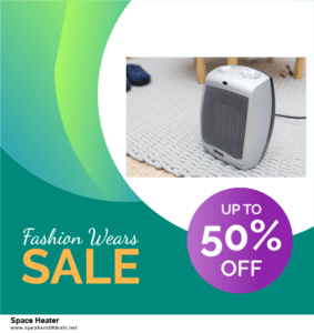 7 Best Space Heater After Christmas Deals [Up to 30% Discount]
