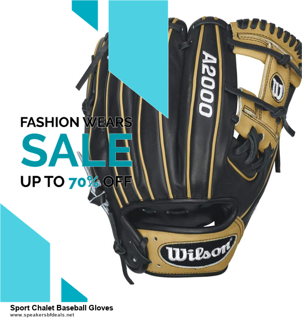9 Best Black Friday and Cyber Monday Sport Chalet Baseball Gloves Deals 2020 [Up to 40% OFF]