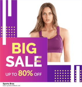 6 Best Sports Bras Black Friday 2020 and Cyber Monday Deals | Huge Discount