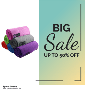 List of 6 Sports Towels After Christmas DealsDeals [Extra 50% Discount]