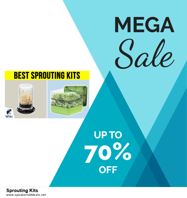 6 Best Sprouting Kits Black Friday 2020 and Cyber Monday Deals | Huge Discount