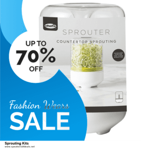 6 Best Sprouting Kits After Christmas Deals | Huge Discount