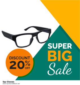 Top 5 After Christmas Deals Spy Glasses Deals 2020 Buy Now