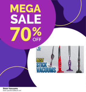 9 Best Stick Vacuums Black Friday 2020 and Cyber Monday Deals Sales