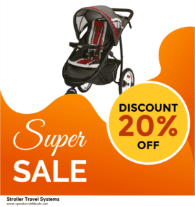 Top 5 Black Friday and Cyber Monday Stroller Travel Systems Deals 2020 Buy Now