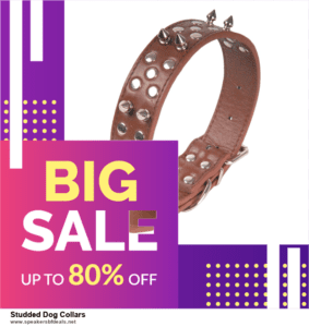 13 Exclusive After Christmas Deals Studded Dog Collars Deals 2020