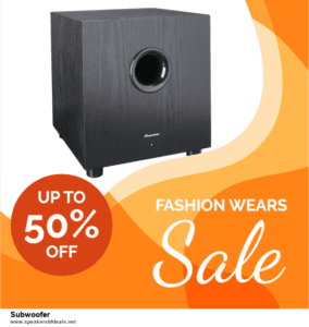 7 Best Subwoofer After Christmas Deals [Up to 30% Discount]