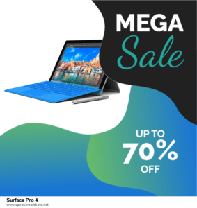 7 Best Surface Pro 4 After Christmas Deals [Up to 30% Discount]