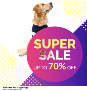 List of 6 Sweaters For Large Dogs After Christmas DealsDeals [Extra 50% Discount]