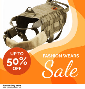 10 Best Tactical Dog Vests After Christmas Deals Discount Coupons