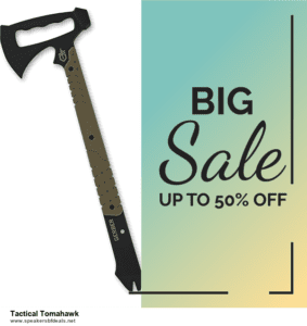 5 Best Tactical Tomahawk After Christmas Deals & Sales