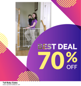 Top 5 After Christmas Deals Tall Baby Gates Deals [Grab Now]