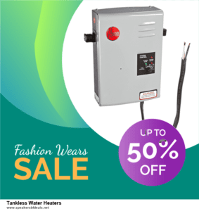 List of 6 Tankless Water Heaters After Christmas DealsDeals [Extra 50% Discount]