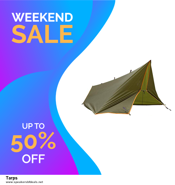 7 Best Tarps Black Friday 2020 and Cyber Monday Deals [Up to 30% Discount]