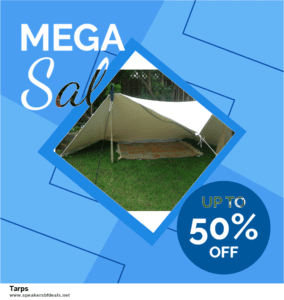 7 Best Tarps After Christmas Deals [Up to 30% Discount]