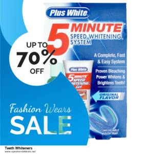 13 Best After Christmas Deals 2020 Teeth Whiteners Deals [Up to 50% OFF]