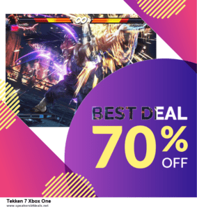 10 Best Black Friday 2020 and Cyber Monday  Tekken 7 Xbox One Deals | 40% OFF