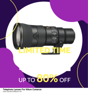 10 Best After Christmas Deals  Telephoto Lenses For Nikon Cameras Deals | 40% OFF