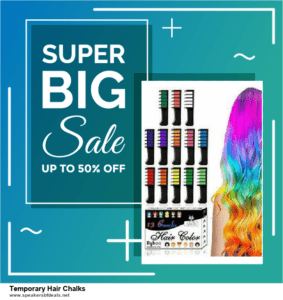 13 Best After Christmas Deals 2020 Temporary Hair Chalks Deals [Up to 50% OFF]