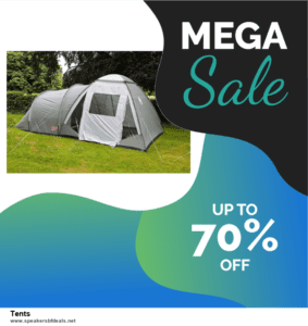 13 Exclusive Black Friday and Cyber Monday Tents Deals 2020
