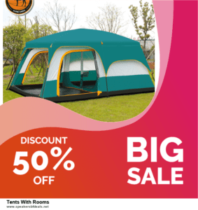 List of 6 Tents With Rooms Black Friday 2020 and Cyber MondayDeals [Extra 50% Discount]