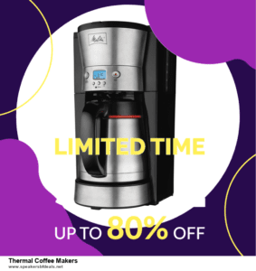 10 Best Thermal Coffee Makers After Christmas Deals Discount Coupons