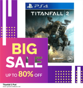 10 Best Black Friday 2020 and Cyber Monday  Titanfall 2 Ps4 Deals | 40% OFF
