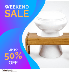 7 Best Toilet Stools After Christmas Deals [Up to 30% Discount]