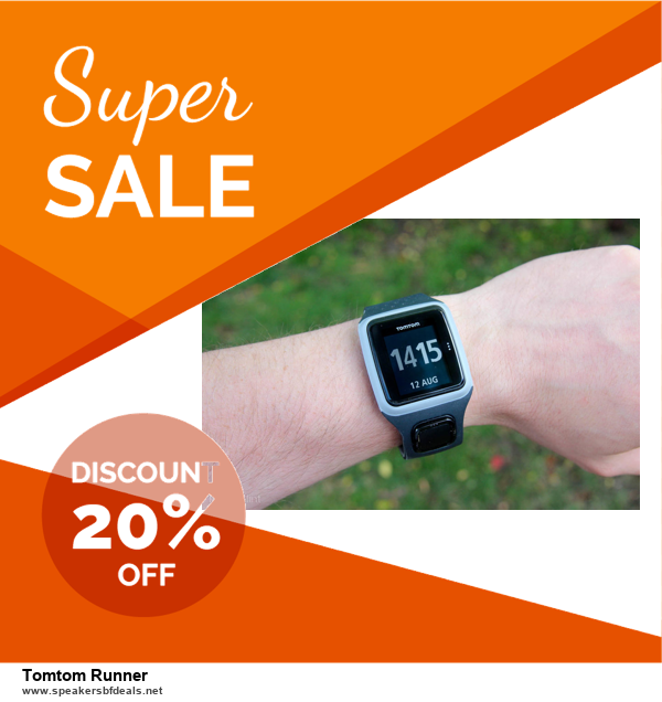 10 Best Black Friday 2020 and Cyber Monday Tomtom Runner Deals   40% OFF