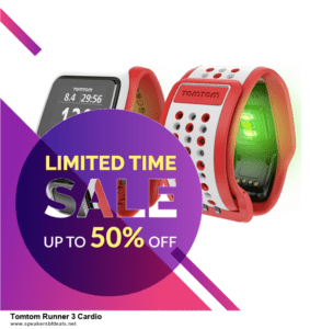 7 Best Tomtom Runner 3 Cardio Black Friday 2020 and Cyber Monday Deals [Up to 30% Discount]