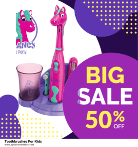 List of 6 Toothbrushes For Kids After Christmas DealsDeals [Extra 50% Discount]