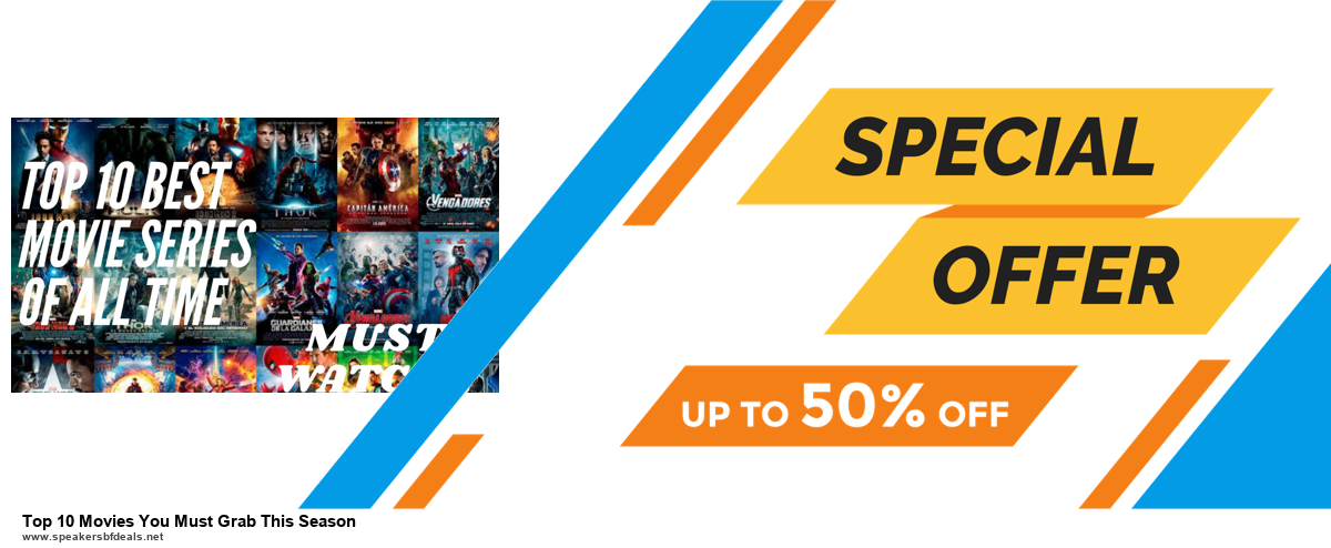 13 Best Black Friday and Cyber Monday 2020 Top 10 Movies You Must Grab This Season Deals [Up to 50% OFF]