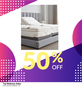 10 Best Top Mattress Sales Black Friday 2020 and Cyber Monday Deals Discount Coupons