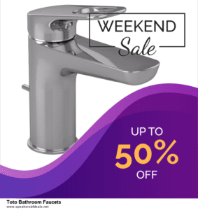 10 Best Black Friday 2020 and Cyber Monday  Toto Bathroom Faucets Deals | 40% OFF