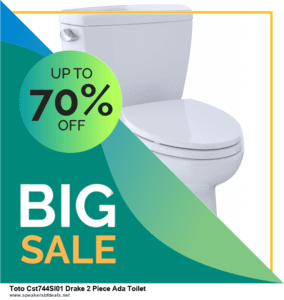 9 Best After Christmas Deals Toto Cst744Sl01 Drake 2 Piece Ada Toilet Deals 2020 [Up to 40% OFF]