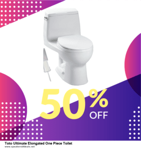 9 Best After Christmas Deals Toto Ultimate Elongated One Piece Toilet Deals 2020 [Up to 40% OFF]