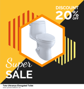 9 Best After Christmas Deals Toto Ultramax Elongated Toilet Deals 2020 [Up to 40% OFF]
