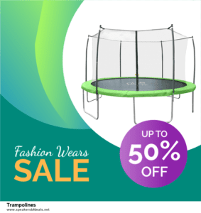 Top 10 Trampolines After Christmas Deals
