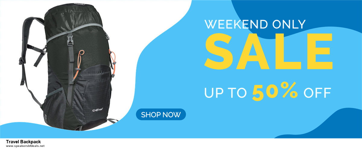 Top 5 Black Friday and Cyber Monday Travel Backpack Deals 2020 Buy Now