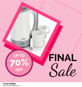Top 5 After Christmas Deals Travel Kettles Deals 2020 Buy Now