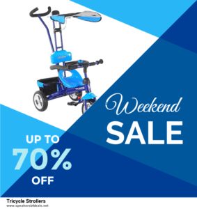 Top 5 After Christmas Deals Tricycle Strollers Deals [Grab Now]