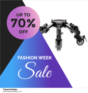 List of 6 Tripod Dollies After Christmas DealsDeals [Extra 50% Discount]