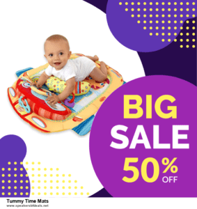 5 Best Tummy Time Mats After Christmas Deals & Sales