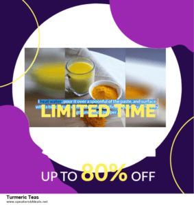 13 Best Black Friday and Cyber Monday 2020 Turmeric Teas Deals [Up to 50% OFF]